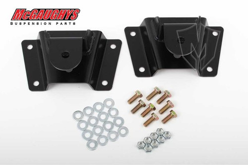 """Ford F-150 Extended Cab 1997-2003 Rear 2"""" Drop Hangers - McGaughys Part# 70020"""