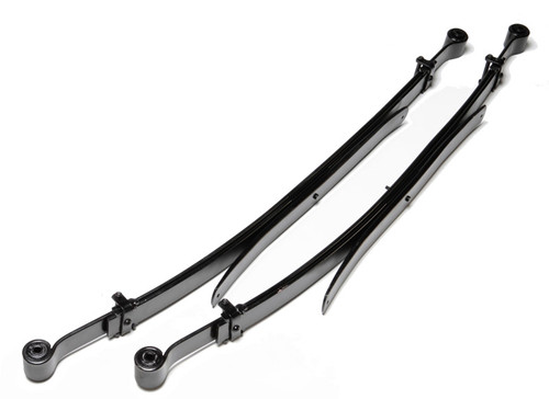 "Chevrolet S-10 1982-2003 Rear 3"" Drop Leaf Springs - McGaughys Part# 33112"