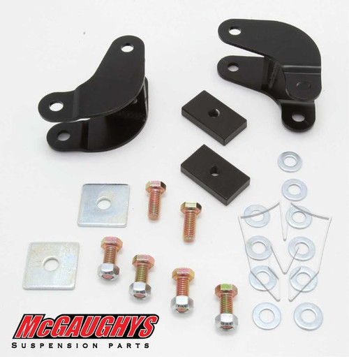 Chevrolet Avalanche 2001-2014 Rear Shock Extenders - McGaughys Part# 33070