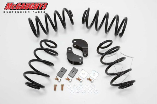 Chevrolet Suburban LD Shocks 2007-2014 2/3 Economy Drop Kit - McGaughys Part# 30010
