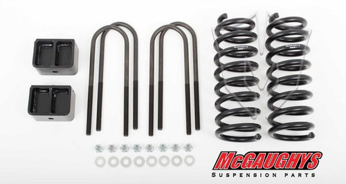 GMC Canyon Extended Cab 2004-2012 2/3 Economy Drop Kit - McGaughys Part# 33101