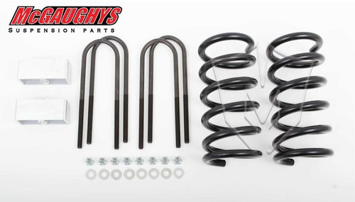 Chevrolet S-10 Standard Cab 1982-2003 2/2 Economy Drop Kit - McGaughys Part# 33126