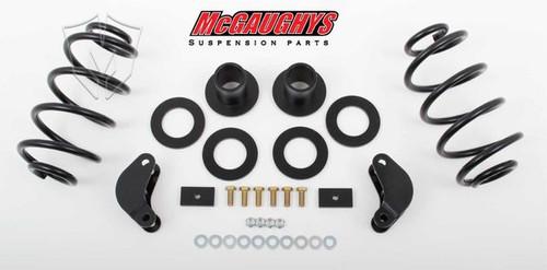 Chevrolet Suburban 2007-2014 2/3 Economy Drop Kit - McGaughys Part# 34065/34066