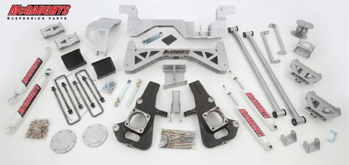 "GMC Sierra 2500HD 2002-2010 7-9"" McGaughys  Lift Kit"