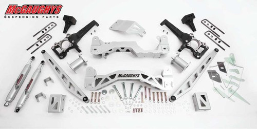 """Ford F-150 4wd 2009-2014 6.5"""" McGaughys Lift Kit"""