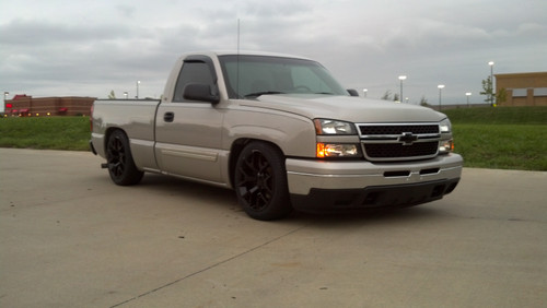 Chevrolet Silverado 1500 Extended/Quad Cab 1999-2006 Street Edge 4/6  Drop Kit