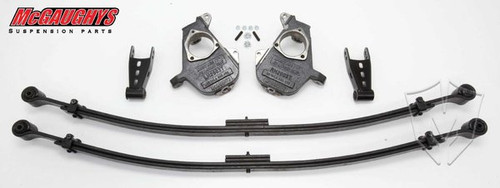 Chevrolet Silverado 1500 2/4wd 1999-2006 2/4 Deluxe Drop Kit  - McGaughys Part# 93042/93043