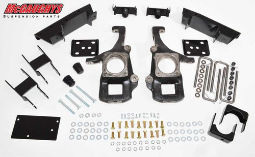 Toyota Tundra 2007-2018 2/4 Deluxe Drop Kit - McGaughys Part# 98004