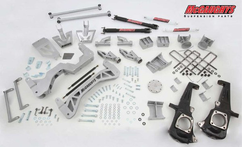 "Chevrolet Silverado 2500HD 2011-2019 McGaughys  7""-9"" Lift Kit"