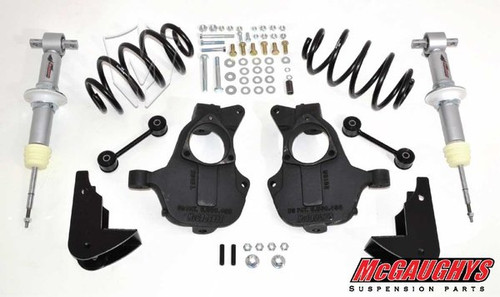 GMC Yukon XL 2015-2020 2wd 3/5 Deluxe Drop Kit - McGaughys Part# 34215
