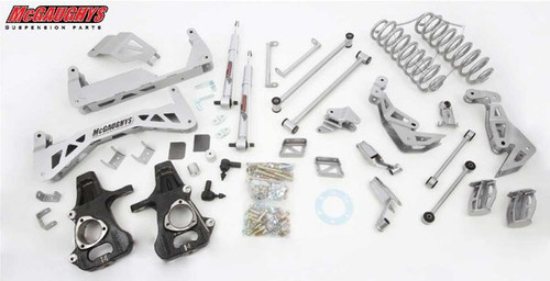 "Chevrolet Avalanche 2007-2014 7"" McGaughys  Lift Kit"