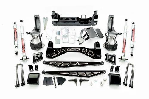 "Chevrolet Silverado 1500 2019-2021 McGaughys 7-9"" SS Lift Kit"