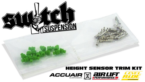 Height Sensor Trim kit for Accuair Sensors