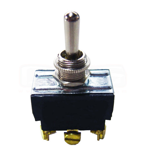 2 Position Toggle Switch; 6 Prong