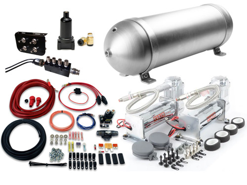 Manual Valve Air Management Kit
