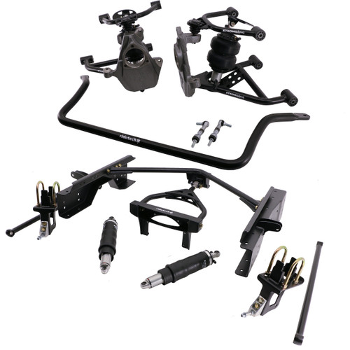 Chevrolet Silverado 1999-2006 Air Suspension System