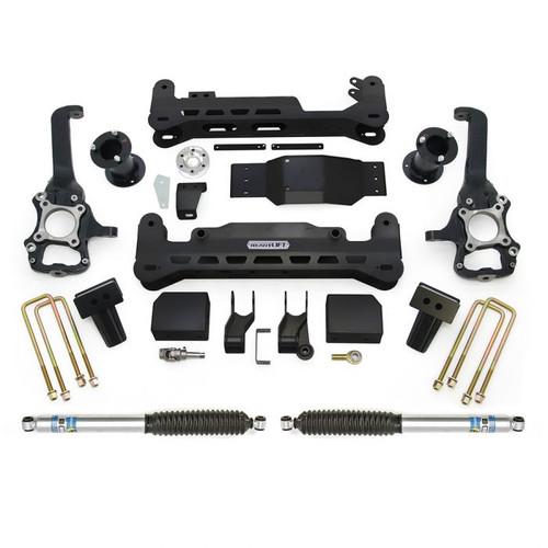 "Ford F-150 2015-2019 7"" Lift Kit w/ Bilstein Rear Shocks - Readylift Part# 44-2576"