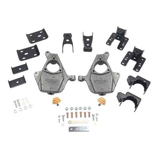 Chevrolet Silverado 2wd/4wd 2016-2018 2/4 Belltech Drop Kit