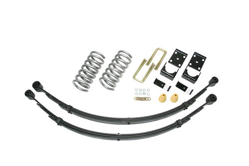 Nissan Titan 2004-2015 2/3 Belltech Lowering Kit
