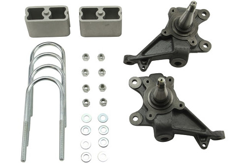 "Toyota Pickup 2wd 1984-1995 Belltech 2"" / 3"" Lowering Kit"