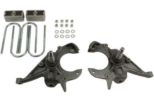 "Chevrolet S-10 Blazer 1982-1997 2""/2"" Belltech Lowering Kit"