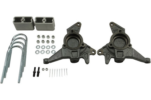 "Chevrolet S-10 Blazer 1998-2004 2""/3"" Belltech Drop Kit"