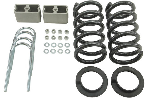 "Chevrolet S-10 Blazer 6cyl 1998-2004 2"" or 3""/3"" Belltech Drop Kit"