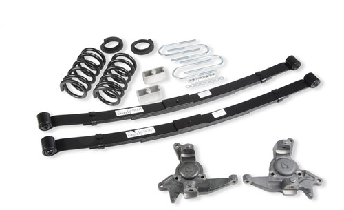 "Chevrolet S-10 Blazer 1995-1997 4"" or 5""/5"" Belltech Drop Kit"