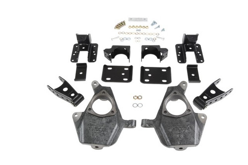 "Chevrolet Silverado 1500 2007-2013 2""/4"" Belltech Lowering Kit"