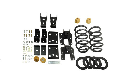 "Chevrolet Silverado 1500 2007-2013 1"" or 2"" / 4"" Belltech Lowering Kit"