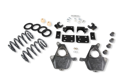 "Chevrolet Silverado 1500 STD Cab 2007-2013 3"" or 4""/ 7"" Belltech Lowering Kit"