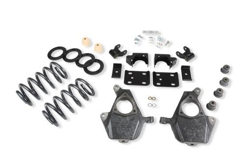 "Chevrolet Silverado 1500 STD Cab 2007-2013 3"" or 4""/ 7"" Belltech Lowering Kit"