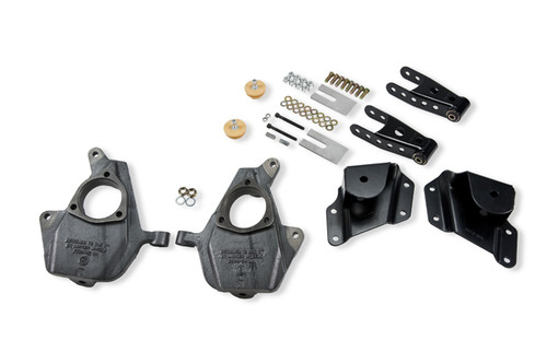 Chevrolet Silverado 1500 1999-2006 2/4  Belltech Lowering Kit