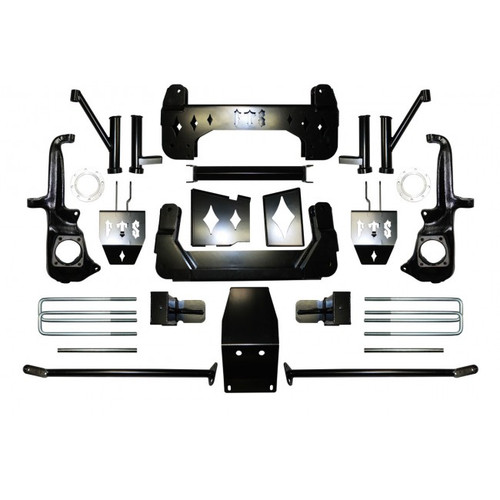 "Chevrolet Silverado 3500HD 2020 Full Throttle 10-12"" Lift Kit"
