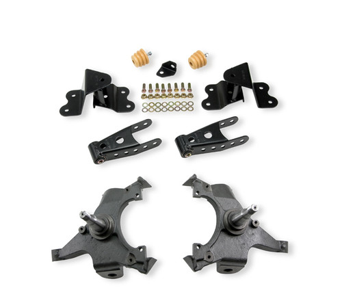 "Chevrolet C1500 Silverado 1988-1998 2""/4"" Belltech Lowering Kit"