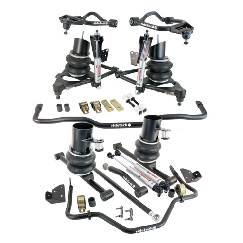 Chevrolet Impala 1959-1964 Ridetech Coolride Air Suspension System
