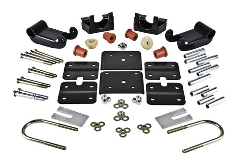 "Chevrolet Astro Van (Steel Leaf Springs) 1995-2002 Belltech Rear 3.5"" Drop Axle Flip Kit"