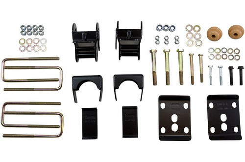 """Ford F-150 2wd Shortbed Ext & Crew Cab 2009-2013 Belltech Rear 4"""" Drop Axle Flip Kit"""