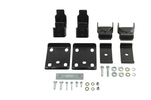 """GMC Sierra 1500 Std Cab Shortbed 2007-2013 Belltech Rear 7"""" Drop Axle Flip Kit"""