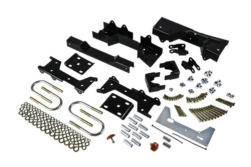 "Chevrolet Silverado 1500 1999-2000 2wd Std Cab Short Bed Belltech Rear 6"" Drop Axle Flip Kit"