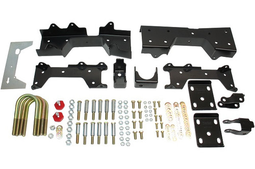 "Chevrolet Silverado 1500 2001-2006 2wd Std Cab Short Bed Belltech Rear 6"" Drop Axle Flip Kit"