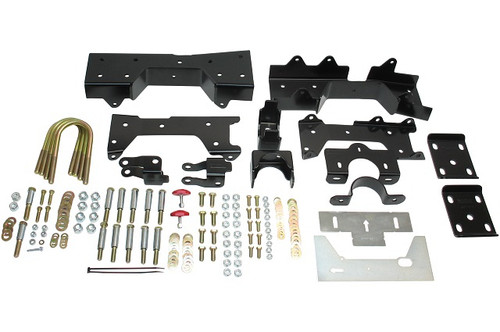"Chevrolet Silverado 1500 2001-2006 2wd Ext Cab Short Bed Belltech Rear 6"" Drop Axle Flip Kit"