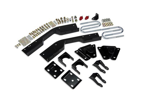 "Chevrolet Suburban 1992-1994 2wd Belltech Rear 7"" Drop Axle Flip Kit"