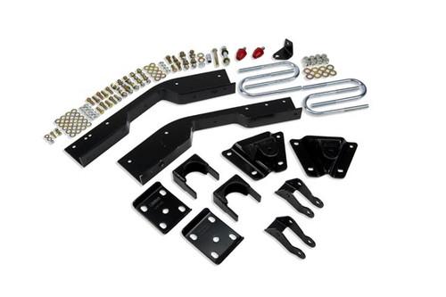 "GMC Suburban 1992-1994 2wd Belltech Rear 7"" Drop Axle Flip Kit"