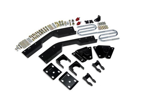 "GMC Suburban 1995-1999 2wd Belltech Rear 7"" Drop Axle Flip Kit"