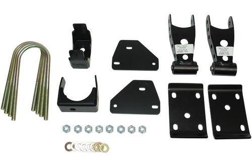 """Dodge Ram 1500 2002-2005 Short Bed 2wd Belltech Rear 5"""" Drop Axle Flip Kit"""