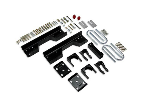 "Chevrolet 3500 1988-2000 Belltech Rear 8"" Drop Axle Flip Kit"
