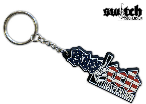 Switch USA Keychain