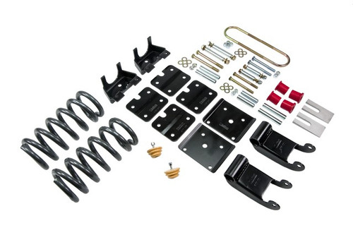 "GMC Safari Van 1995-2002 Belltech 2.5""/3.5"" Lowering Kit"