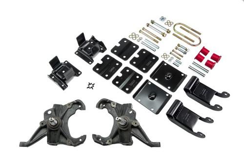 "Chevrolet Astro Van 1985-1995 Belltech 2""/2.5"" Lowering Kit"